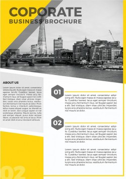 Real Estate Brochure Ideas By Real Estate Web Development – New York, USA