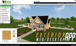 Virtual Interactive Desktop & WebGL Application For Exterior Elevation By Yantram Virtual Re ...