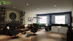 Apartment interior design ideas by Yantram Architectural Visualisation Studio – Los Angele ...