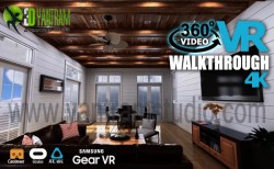 360 Degree 3D Walkthrough Animation By Yantram Development- Boston, USA