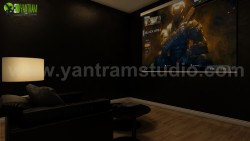 Making An Affordable Game Room Design by Yantram architectural animation companies Cape Town, So ...
