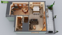 Small House Floor Plan Design Ideas by Yantram Floor Plan Design Companies, Chicago – USA