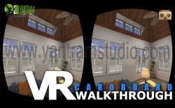 Virtual Reality Walkthrough By Yantram development- Liverpool, UK