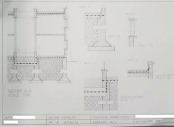 Architectural Detailed Design Construction