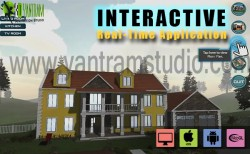 Interactive Virtual Reality By Yantram Virtual Reality Developer – Boston, USA