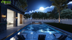 Incredible 3D Exterior Walkthrough Home Design Services by Yantram 3D Animation Studio, Boston & ...