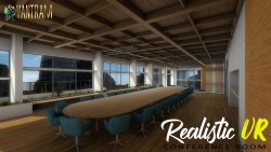 360-degree Realistic VR Conference Room of Virtual Reality Real Estate Companies by Real Estate  ...