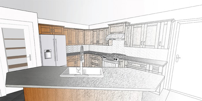 Kitchen Cabinet Design Option For Storage Display Arch Student Com