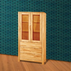 Display Wooden Cabinet