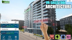 Interactive Web Base Real Estate Architecture of VR Development by 3D Walkthrough Services, Rome ...