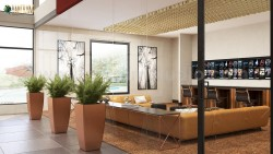 Modern Video Game, Wine Room & Impressive lobby Ideas to enhance Interior Design Studio by A ...