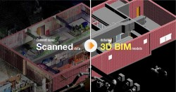 Point Cloud Modeling: Scan to BIM Conversion