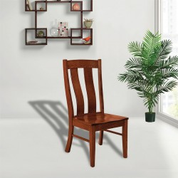 Wood 3D Chair Model