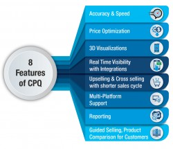 8 Features of CPQ that Every Manufacturing Companies Need to Know