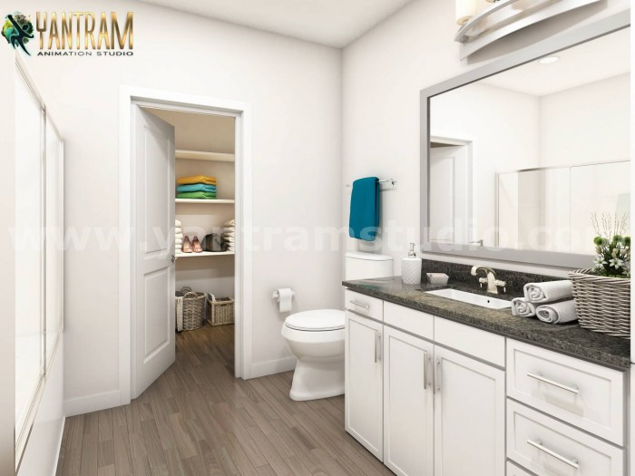 Elegance Bathroom Architectural Design Home Plans by Architectural Planning Companies, Cape Town ...